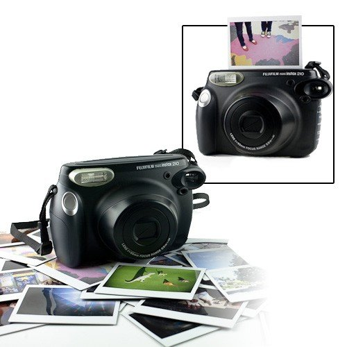 instax 210 wide polaroid kamera 1151 kr. Black Bedroom Furniture Sets. Home Design Ideas