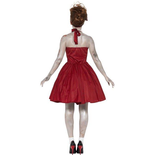 latex klänning one piece vuxen