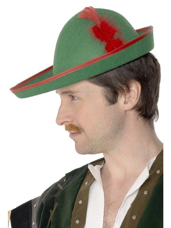 Robin Hood hatt - robin-hood-hatt