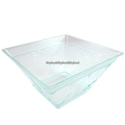 Glazz kvadratisk skål 1.6L