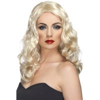 Glamorous peruk - blond