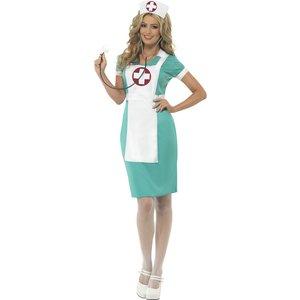 Scrubs sjuksköterska maskeraddräkt