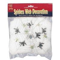 Spindelnät och spindlar