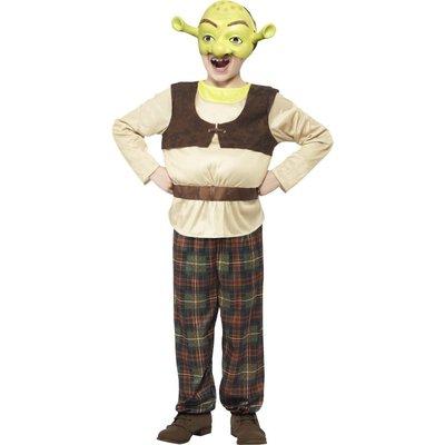 Shrek maskeraddräkt