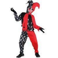 Joker maskeraddräkt - barn