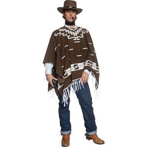 Vilda västern vandrande pistolman maskeraddräkt - Large