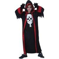 Djävulsdyrkare maskeraddräkt för barn