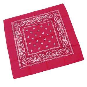 Röd bandana