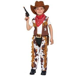 Cowboy maskeraddräkt för barn