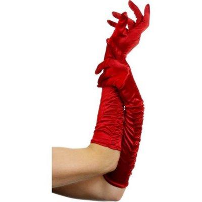 Handskar röda
