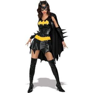 Bat Girl maskeraddräkt