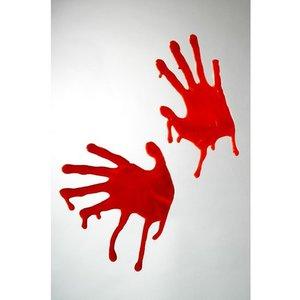 Hemska blod-händer