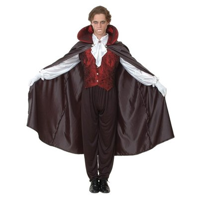 Vampyr cape ink krage & väst