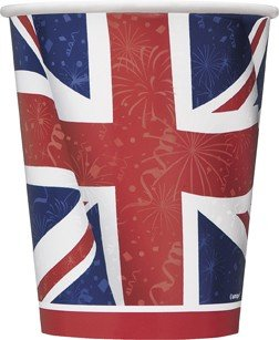 Pappersmuggar - United Kingdom 266 ml 8 st