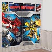 Transformers Prime dekorbakgrund