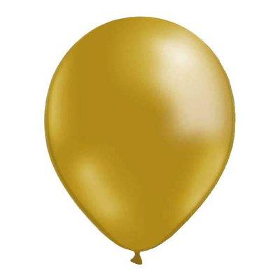 Latexballonger - Guld