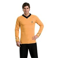 Deluxe klassisk Star Trek tröja guld