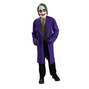 Jokern maskeraddräkt barn