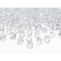 Bordskristaller - Färglösa 14 x 11 mm 40 st