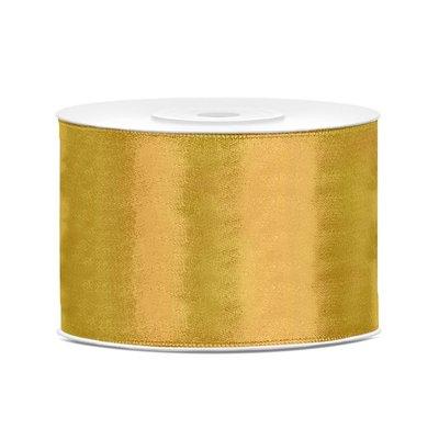 Satinband - Flera olika färger 50 mm x 25 m