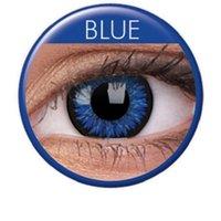 Blue 3-månaderslinser