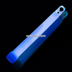 Blå ljusstav