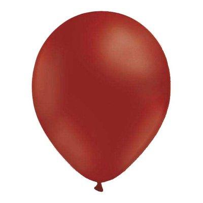 Latexballonger - Vinröda