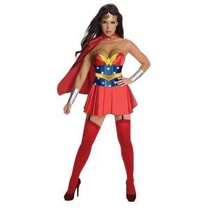 Wonder Woman - dräkt delux
