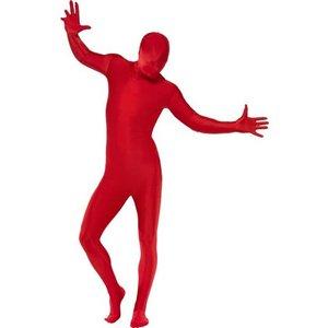 Second skin-dräkt - röd