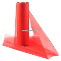Organza rulle röd - 25m