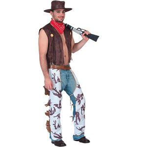 Cowboydräkt Casual hunter