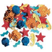 Bordskonfetti marin/havs - 14 g