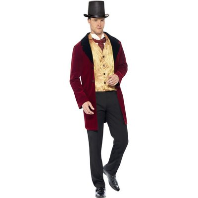 Edwardiansk Gentleman maskeraddräkt