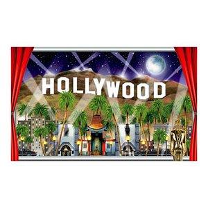 Hollywood Väggdekoration Instant vy