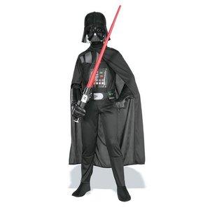 Klassisk Darth Vader maskeraddräkt barn