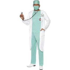Dr. Kirurg maskeraddräkt