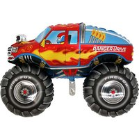 Folieballong - Monstertruck Shape
