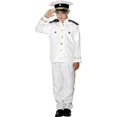 Kapten maskeraddräkt för barn