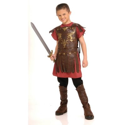 Gladiator maskeraddräkt för barn