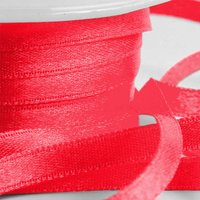 Rött band - 6mm - 25 m