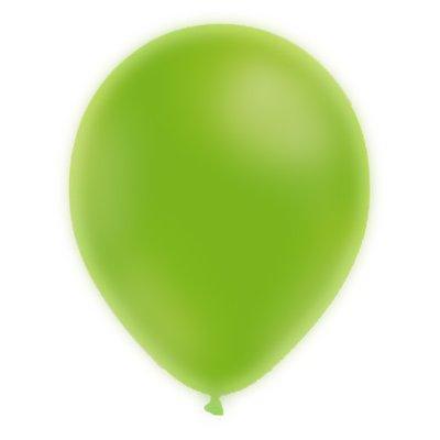 Latexballonger - Neon Gröna