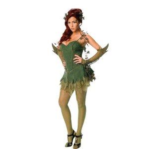 Poison Ivy maskeraddräkt