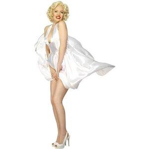 Deluxe Marilyn Monroe maskeraddräkt