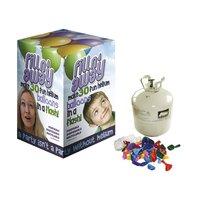 Heliumtub + 30 ballonger