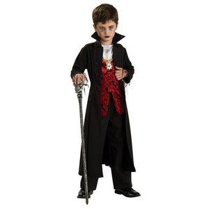 Kunglig vampyr - maskeraddräkt barn