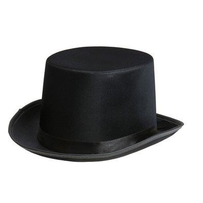 Hög hatt svart