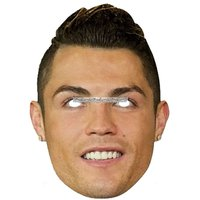 Ansiktsmask Christiano Ronaldo