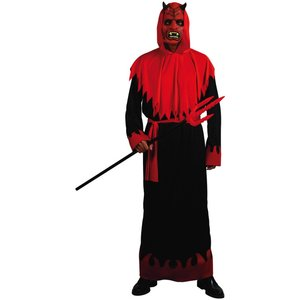 Djävulen maskeraddräkt