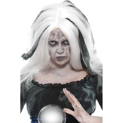 Peruk spåkvinna