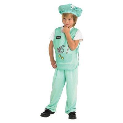 Veterinär maskeraddräkt barn
